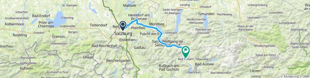 Salzburg-Bad Goisern
