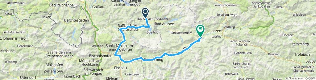 Bad Goisern-Dachstein kör-Bad Aussee