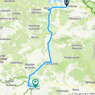 Villaverde - Berlanga de Duero