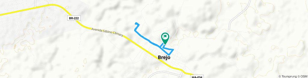 Passeio rápido em Brejo