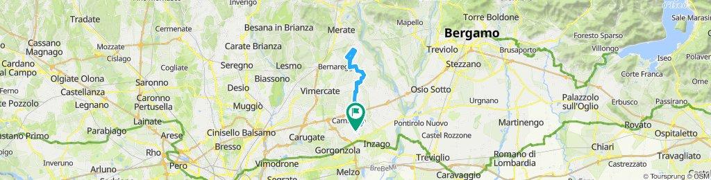 rio vallone a/r