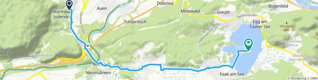 Villach - Faaker See