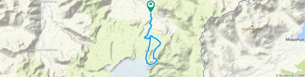 Pioneros Trail Sollipulli 2020 6K y 16K