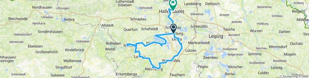 Genießer Tour Unstrut Saale