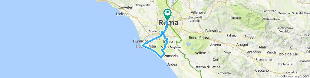 Rome to the Sea