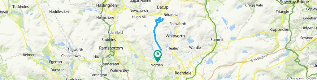 Whitworth Cycling
