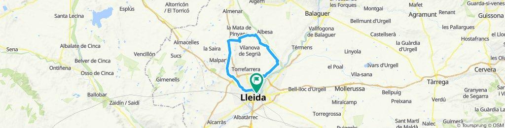 LLEIDA/ALGUAIRE