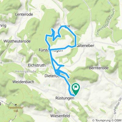 2019 Thüringen BT Heiligenstadt-Dieterode