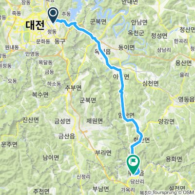 대전-무주