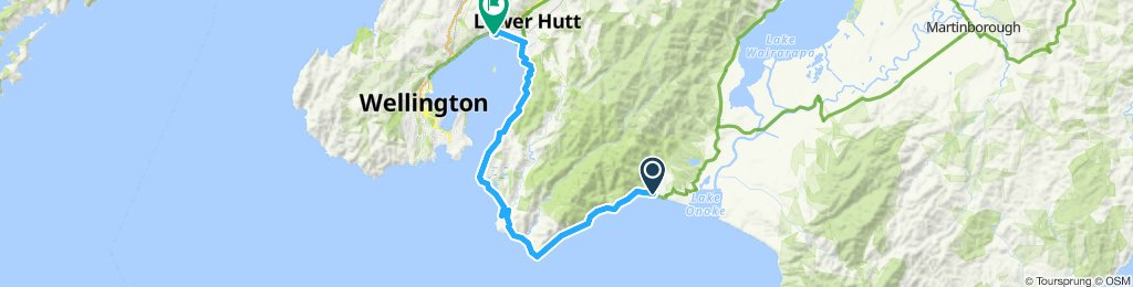 Rimutaka Cycle Trail - Part 2
