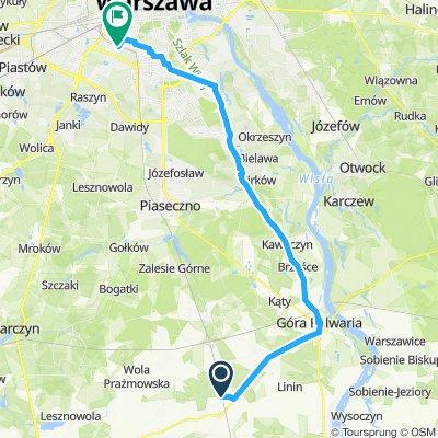 Trasa z Sułkowice