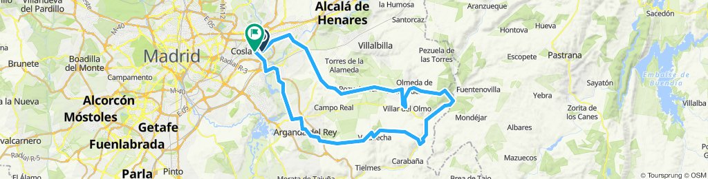20191026 Villar Orusco Arganda