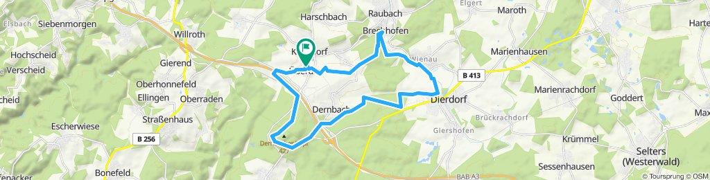 Fortgeschrittene Urbach/Dernbach/Dierdorf