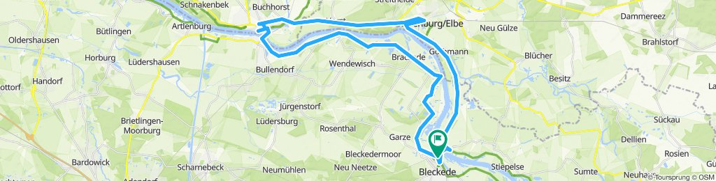 Boizenburg & Lauenburg