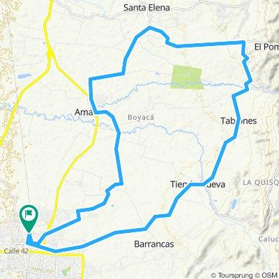mi primera ruta