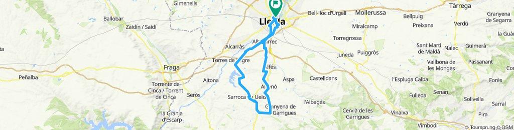 Lleida/Alcano/Torrebesses