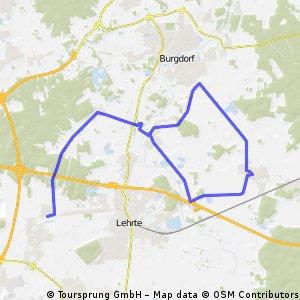 Trainingsrunde BSG Radsport