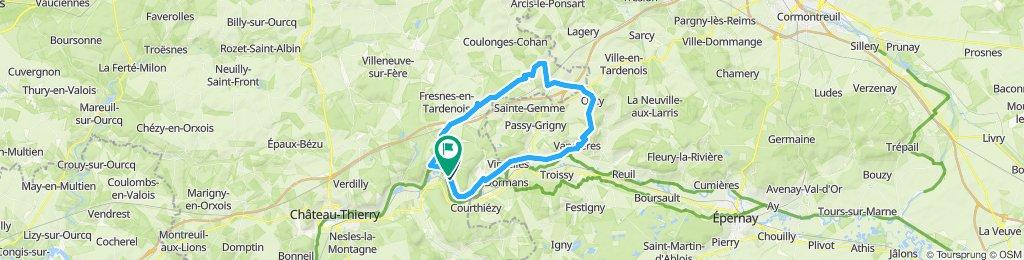 Crézancy Cycling