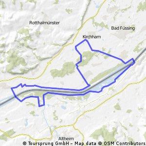 Kirchham - Frauenstein