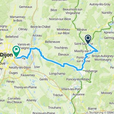 20.04.17 Talmay - Dijon