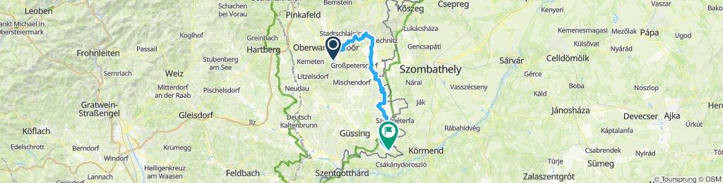 Oberwart-Hagensdorf