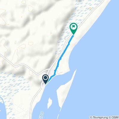 Caminhada lenta Santa Cruz Cabrália
