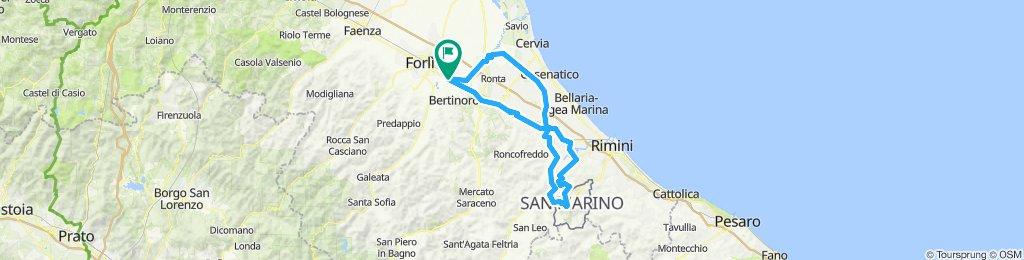 San Marino 02 novembre 2019