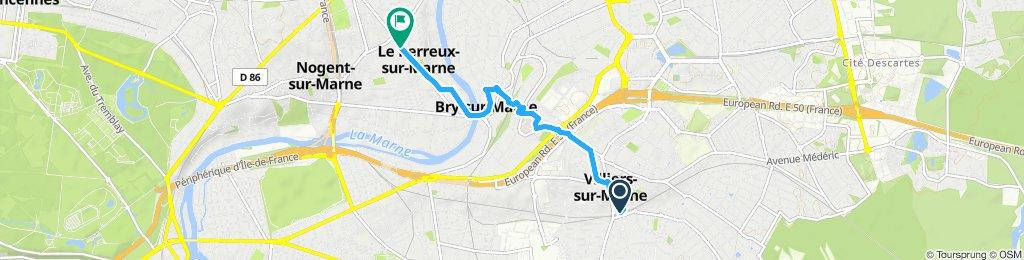 Villiers-sur-Marne-le perreux