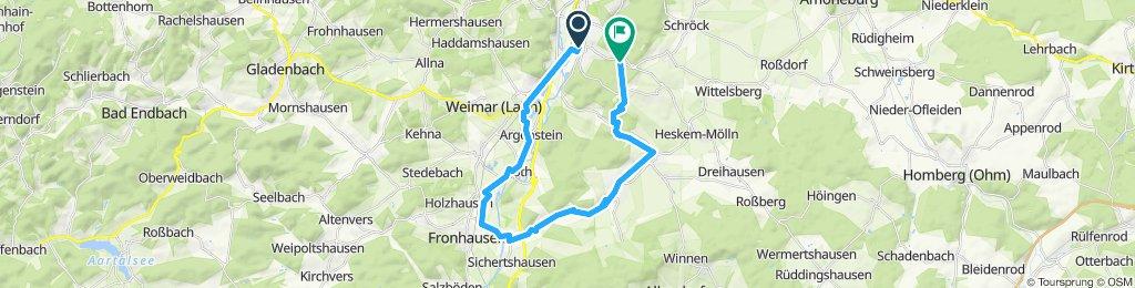 Lahntal - Grund - Frauenberg