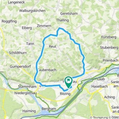 Wittibrreuth 34 km