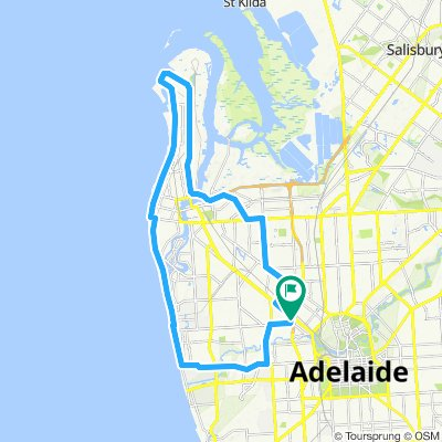 Allenby Gardens Cycling