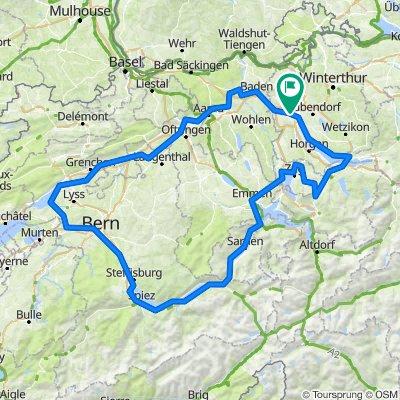 Große Schweizrunde