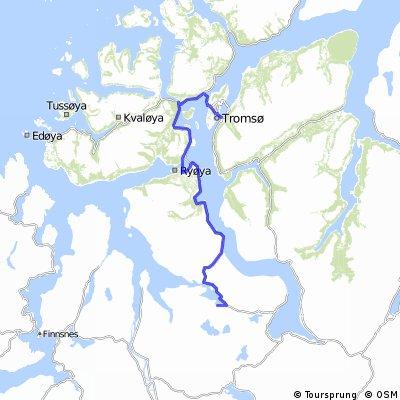 Norwegen 1993 Etappe 5