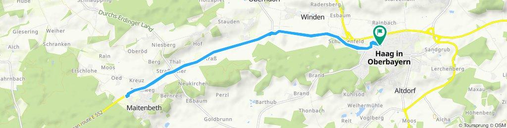 Einfach Abschalten in Haag in Oberbayern