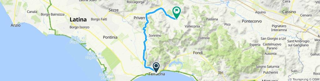 Amaseno - Terracina