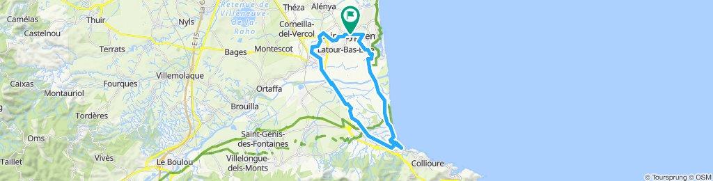 Argelès-sur-Mer le Racou