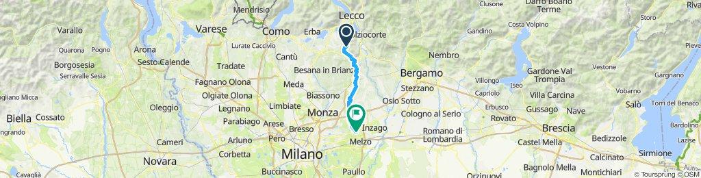 Colle Brianza Cycling