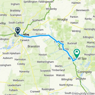 woodhall  route
