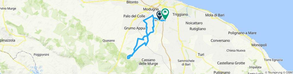 Verso Monte Cucco
