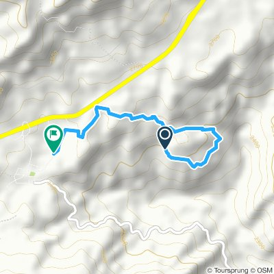 Ruta tranquila en Ventaquemada