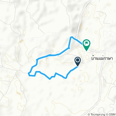 Relaxed route in Mae Sot 10-Nov-19