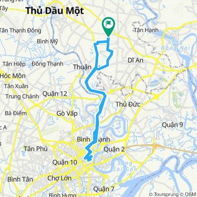 慢入 Tx. Thuận An