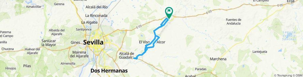 Paseo lento en Carmona
