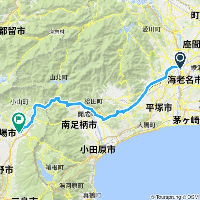 Day 2 - Atsugi to Gotemba