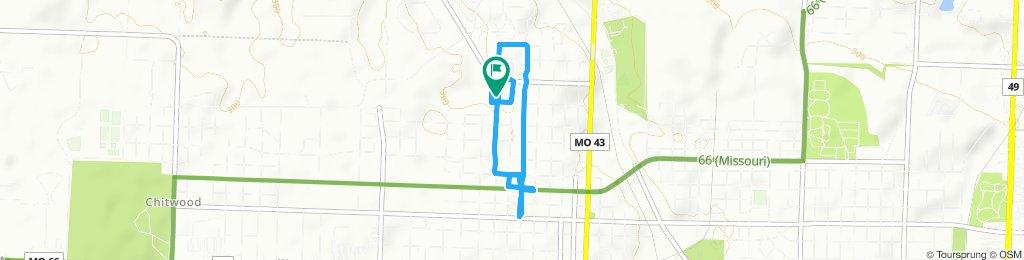 Rode in Murphysburg Neighborhood!!!