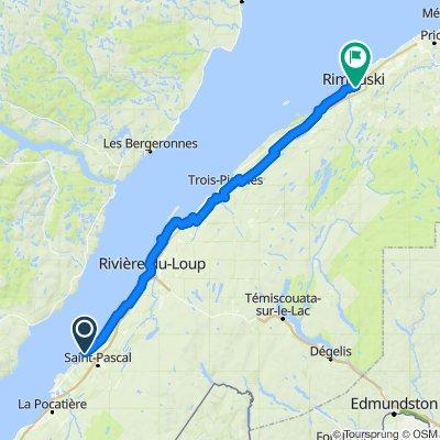 Tour of Canada 2020 - Stage 5 - Kamouraska to Rimouski