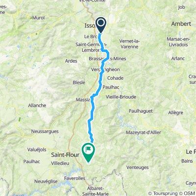 Les Pradeaux - Ruynes en Margeride