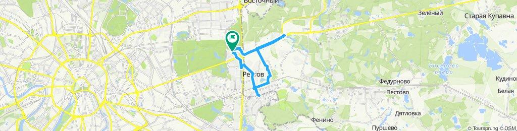 Осенние ясные сухие велоездки 14 11 2019