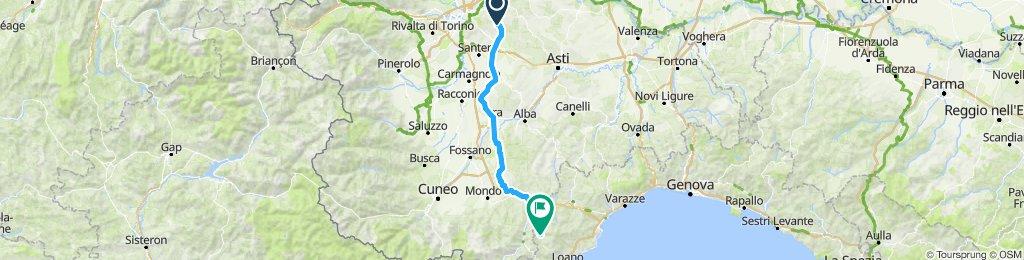 Marentino - Calizzano