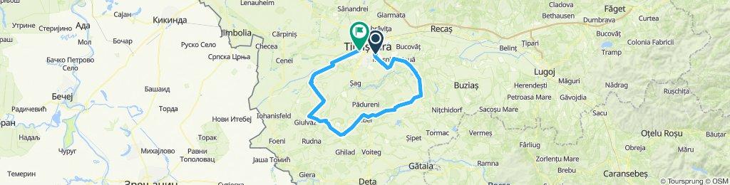 Turul Donjonului din Ciacova